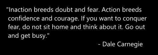 Inaction-Dale Carnegie